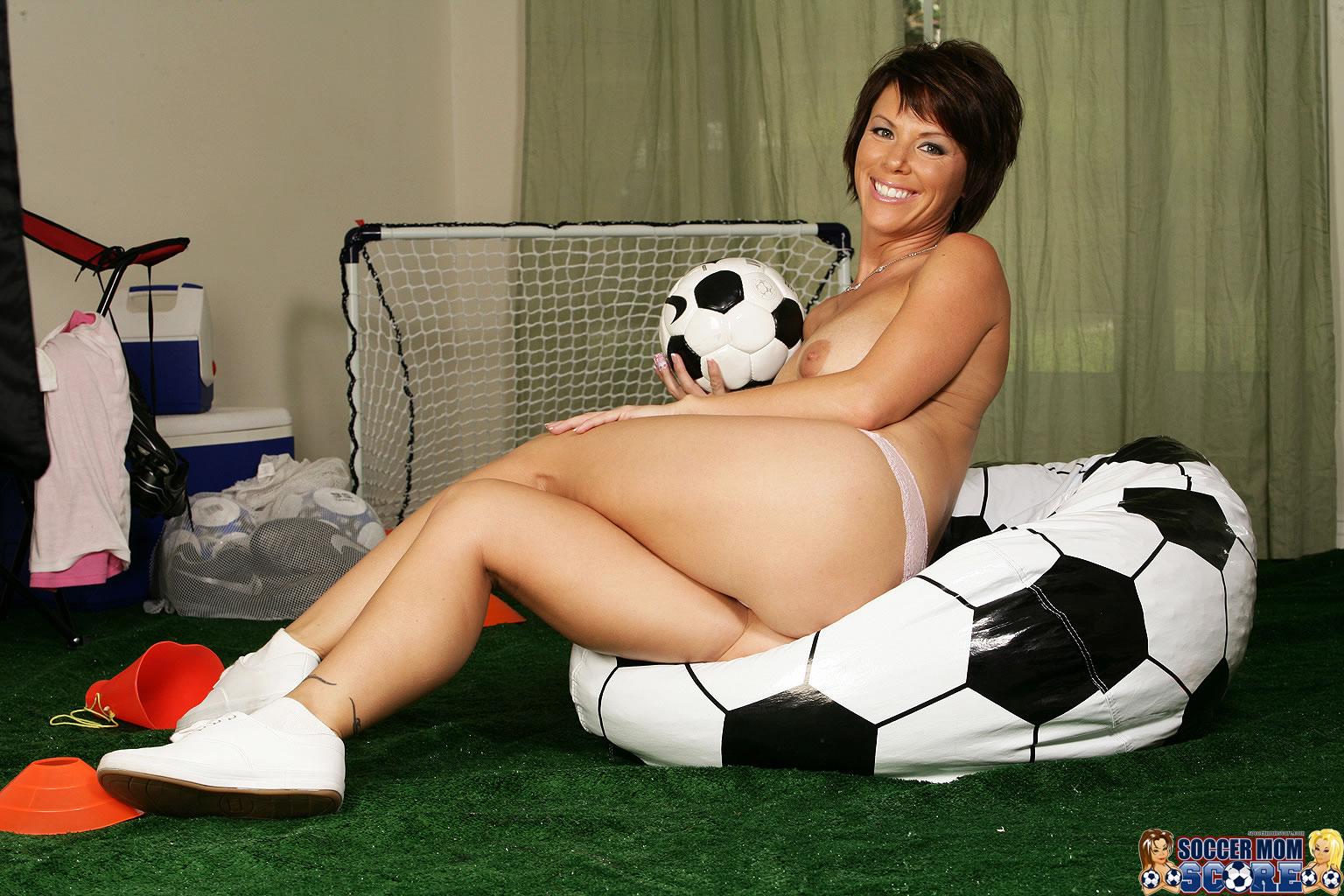 Horny soccer mums